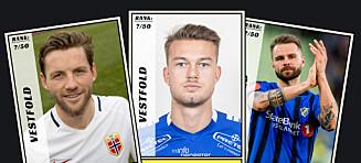 Dagbladet kårer de 50 beste fotballspillerne fra Vestfold