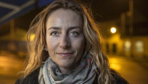 VARSLER: Kristin Aga, leder i Oslo Politiforening. Foto: Lars Eivind Bones, Dagbladet.