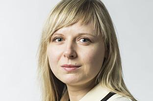 Natalia Moen-Larsen, forsker ved NUPI. Foto: NUPI