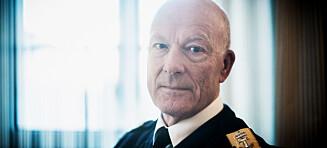 Forsvarssjefen om «Helge Ingstad»: - Beredskapen er utvilsomt svekket