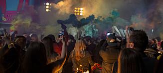 «P3 Gull»-fest stengt på grunn av fare - hadde ikke meldt fra
