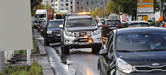 Store bompengeforskjeller: Her betaler bilistene mest