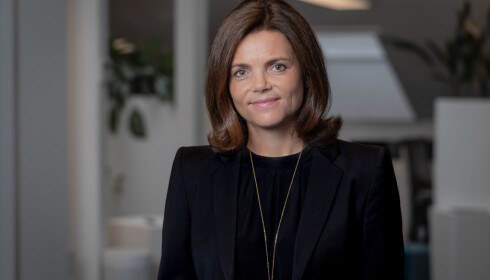 <strong>SPENT:</strong> Administrerende direktør Pia Martinsen Mellbye i McDonald's Norge. Foto: McDonald's