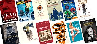 Dagbladet anbefaler: Disse 39 bøkene fortjener en plass under juletreet