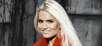 Isabelle Ringnes (30) har datachip under huden