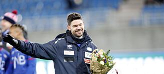 Fredheim Holm blir spillende assistent for Oslo-klubb