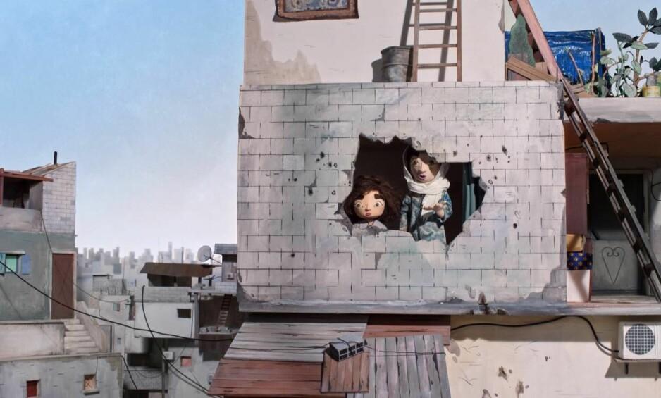 NORSK ANIMASJON: Både 2D- og dokkeanimasjon benyttes i Mats Groruds film. Vekslingen mellom teknikkene skaper skiller mellom nåtid og fortid.