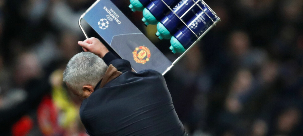 Hvorfor managere som Mourinho har begynt å miste grepet