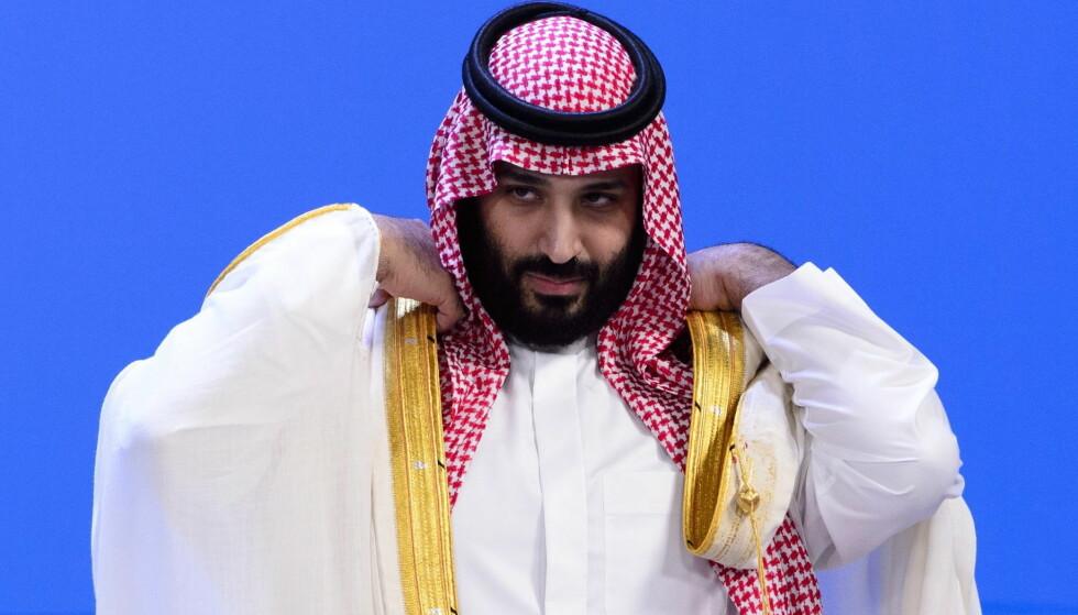 SKAL HA STÅTT BAK: Privat korrespondanse i meldingstjenesten WhatsApp, et israelsk-utviklet hackerverktøy og et søksmål fra en kanadisk aktivist kan bringe ny informasjon om henrettelsen av den regimekritiske saudiarabiske journalisten Jamal Khashoggi. Her Saudi-Arabias kronprins Mohammed bin Salman - som fikk passet sitt påskrevet i Khashoggis private korrespondanse. Foto: NTB scanpix