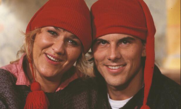 BARNE-TV: «Portveiens julekalender» var første julekalender som var basert på en barne-tv-serie. Foto: NRK