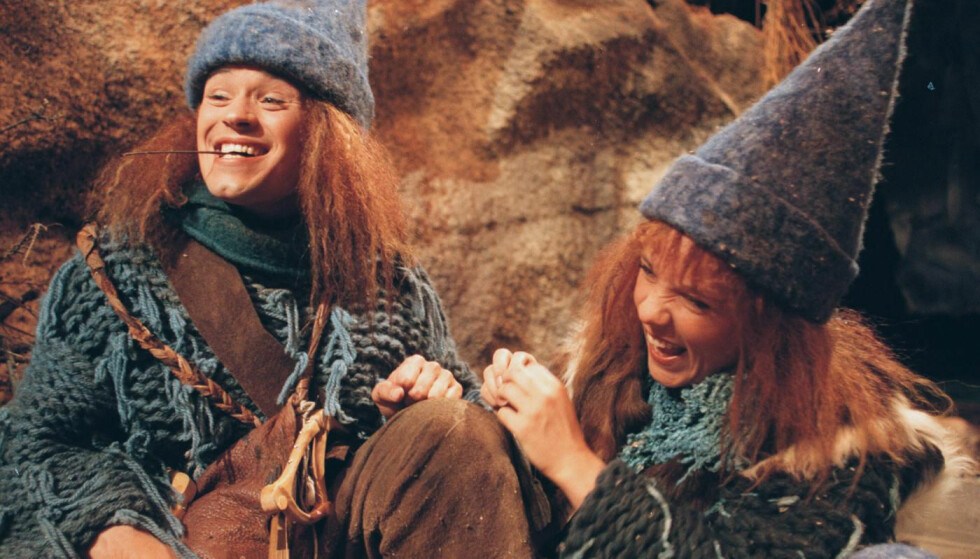 DAGBLADET KÅRER: Julekalenderen «Jul i Blåfjell» var så populær at folk protesterte kraftig da NRK sluttet å sende den. Var du en av de som protesterte, eller like du en annen julekalender bedre? Stem her på din favoritt. Foto: NRK