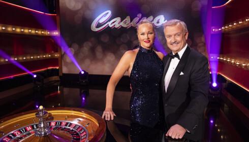 GJENOPPSTÅTT: «Casino» er tilbake på TVNorge etter 22 år (og en liten tur innom TV3). Foto: Tor Lindseth / TVNorge
