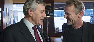 Tidligere statsminister fikk Harry Hole-pris