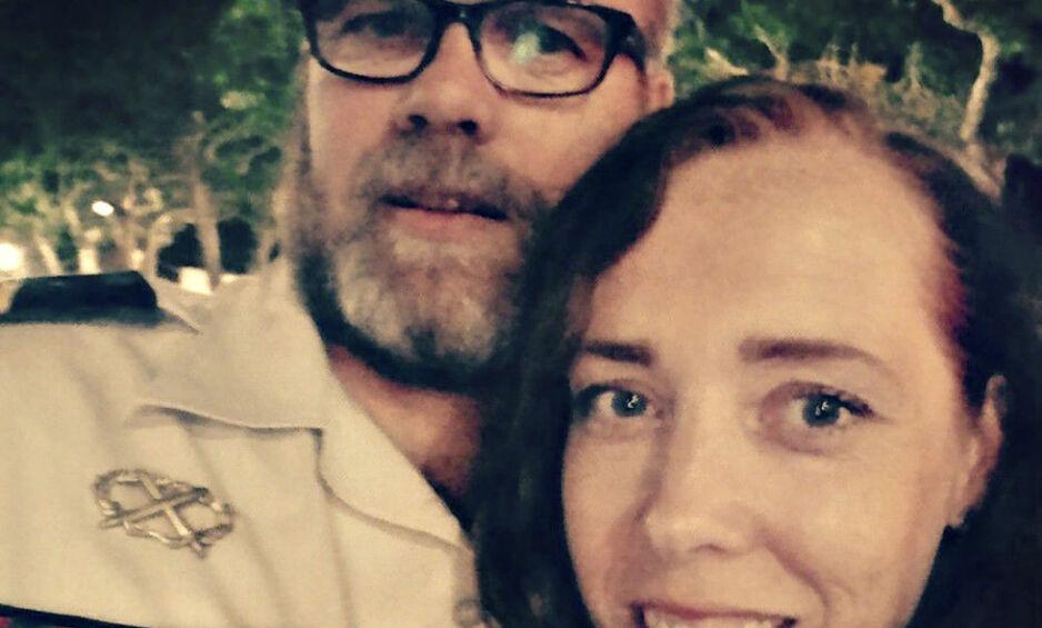 DØMT: Svein Jemtland er dømt til 18 års fengsel for drap på kona Janne Jemtland. Han anket på stedet. Foto: Privat