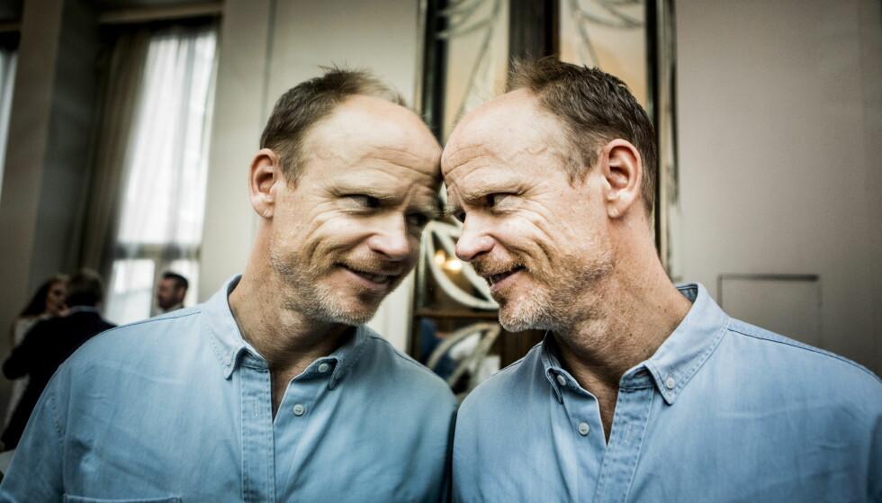 TILBAKE: Fra og med nyttår blir Harald Eia nok en gang å finne på rikskanalen. Foto: Christain Roth Christensen.