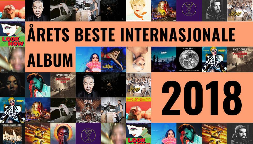 Hun har laget årets beste internasjonale plate