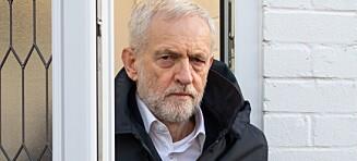 Antisemittisme splitter det britiske arbeiderpartiet