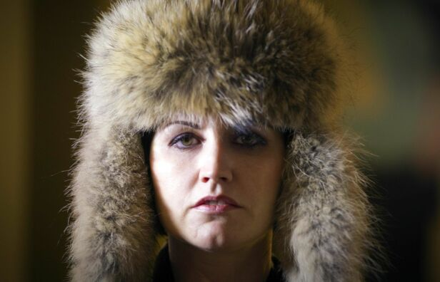 STOR ARTIST: Dolores O'Riordan har hatt en enorm karriere med rockebandet The Cranberries, der låter som «Linger», «Dreams», og «Zombie» har gjort stor suksess. Foto: NTB Scanpix