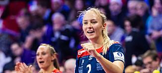 Norsk stortalent før EM-drama: - Stoler på egne ferdigheter