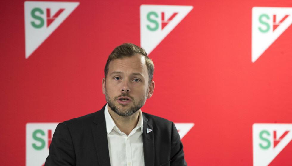 DELVIS FEIL: Audun Lysbakket hevdet nylig at avkastningen på kapital investert i barnehager er tre ganger så stor som Oslo børs. Det stemmer ikke helt. Foto: NTB Scanpix