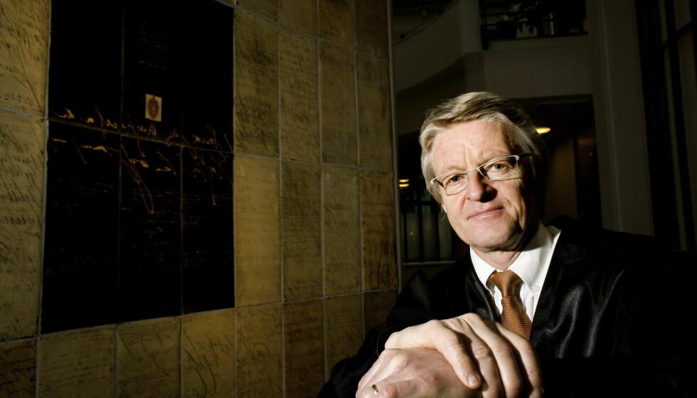 DØD: Harald Stabell er død, 71 år gammel. Foto: Ole C. H. Thomassen