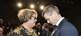 Dagbladet mener: KrF må gi tapt i kampen mot rusreformen