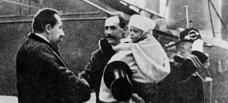 113 år siden Kong Haakon kom til Norge. Det kom det mye godt ut av. Bare ikke for Arne Treholt