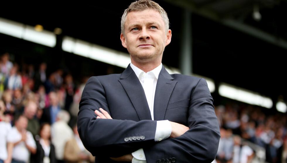 SKAL ENDRE FILOSOFI: Ole Gunnar Solskjær vet hva han gjorde feil i Cardiff sist gang han fikk sjansen som Premier League-manager. Foto: Bildbyrån