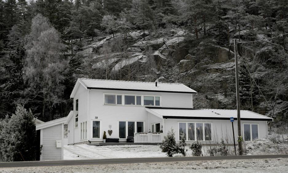 LEIER SINE EGNE BOLIGER: Dette er én av minst 15 boliger Heimta leier fra personer med ledende stillinger i selskapet. Foto: Anita Arntzen