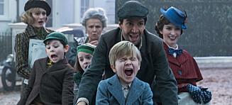 Vidunderlig oppfinnsom familiefilm. Men for lang