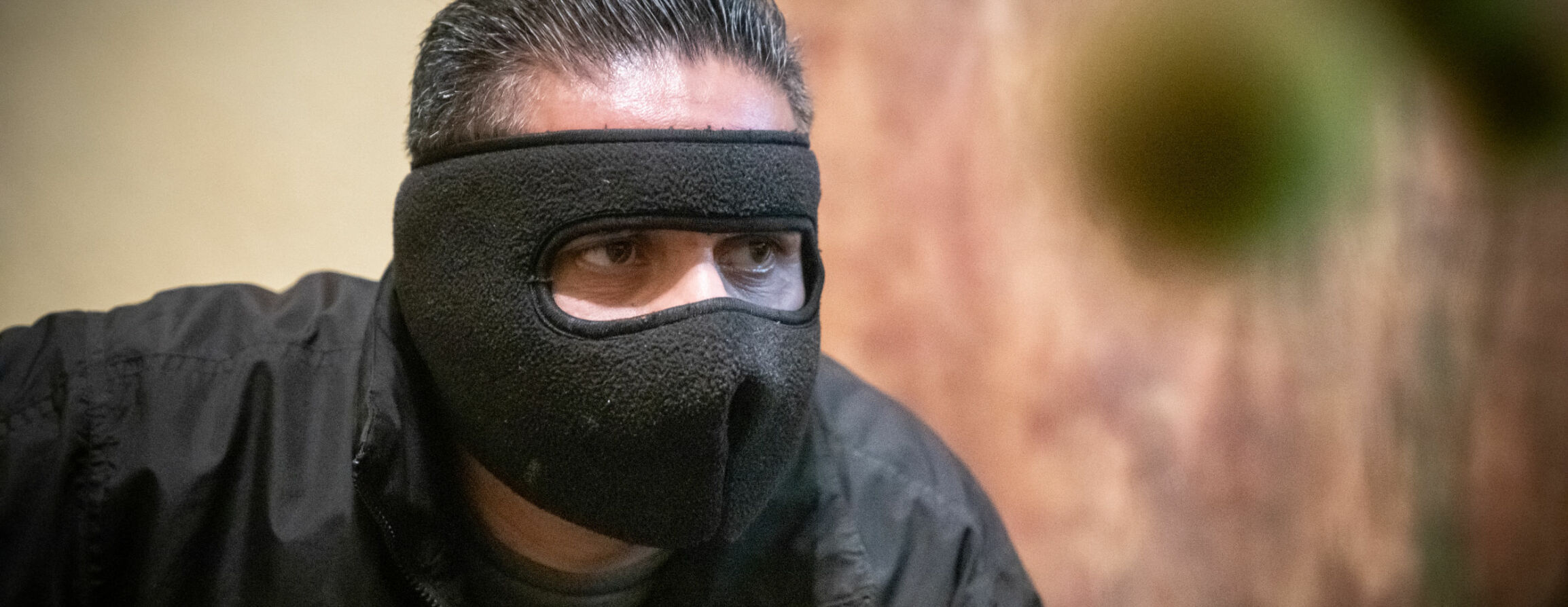 Sicario: Dagbladet møtte en sicario - en leiemorder - for et av de mektigste kartellene i Mexico i det som går mot å bli det blodigste året i landets moderne historie. Foto: Øistein Norum Monsen