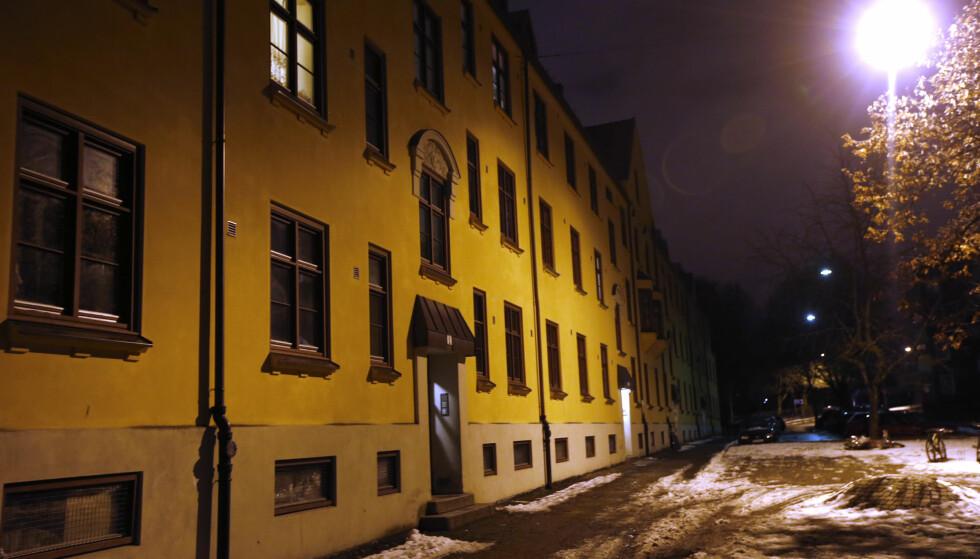 FUNNET DØD: En mann i 50-åra er frikjent etter at en mann ble funnet død på Tøyen i Oslo i mars 2016. Foto: Vidar Ruud / NTB scanpix