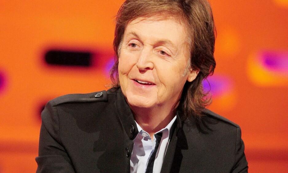 «60 minutes»: Det er i et intervju med «60 minutes» Paul McCartney åpner opp om bruddet med The Beatles. Foto: PA Photos
