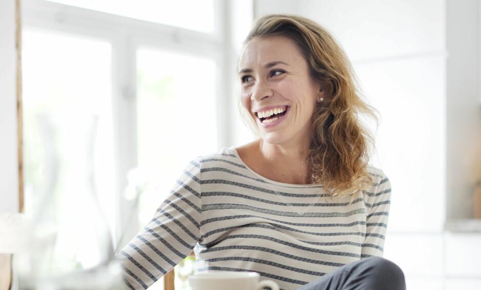 GODT FORBEREDT: Ingvill Måkestad Bovim har lang fartstid som toppidrettsutøver. Nå er hun også aktuell med kokeboken «Matprepp: Den enkle veien til et sunt kosthold». Foto: Thomas Haugersveen / Dagbladet