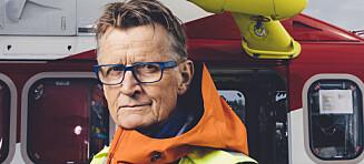 Helikopterlegens mest krevende redningsdrama