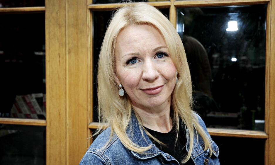 KJÆRLIGHETSSORG: Toppblogger Anne Brith Davidsen avslørte i november at hun var blitt singel. Nå forteller hun om den vanskelige tida etter bruddet. Foto: Nina Hansen / Dagbladet