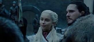 Dette korte «Game of Thrones»-klippet avslører en ny sterk allianse