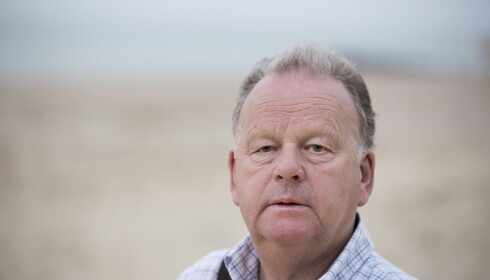 PRIVATETTERFORSKER: Finn Abrahamsen vil ikke kommentere påstandene fra Dagens Næringsliv. Foto: Henning Lillegård / Dagbladet