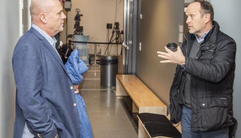 I RETTEN: Per Asle Rustad vitnet i Borgarting lagmannsrett i dag. DN-journalist Gøran Skaalmo fulgte med på vitnemålet. Foto: Hans Arne Vedlog / Dagbladet