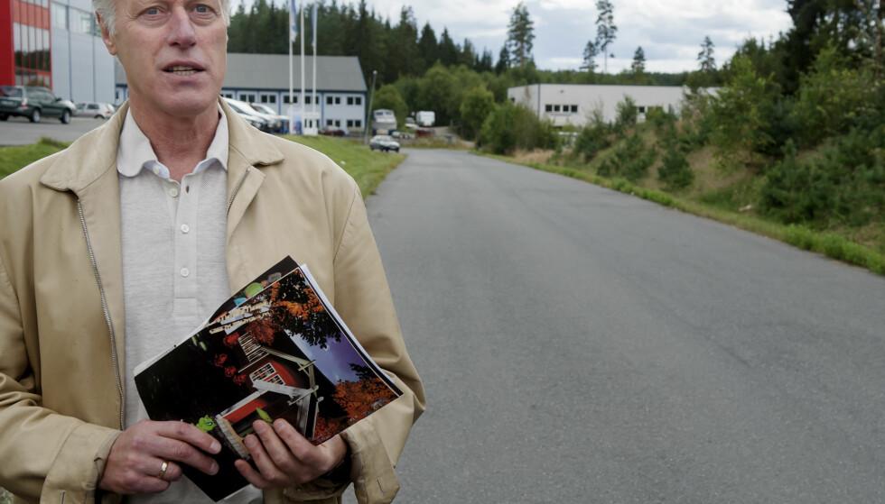STYRTRIK: Den mediesky investoren Tom Hagen slo seg opp innen eiendom, men har for alvor blitt styrtrik på krafthandel. Foto: Eivind Yggeseth