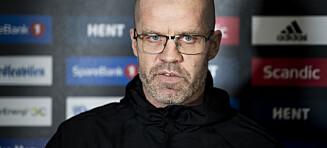 Fire seriegull, tre kongepokaler og tre europeiske gruppespill siden 2015 er ikke nok. Eirik Horneland må levere bedre