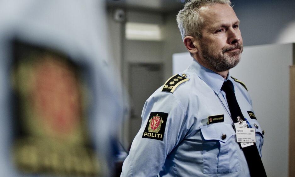 KRITISK: Tidligere sjef for beredskapstroppen, Anders Snortheimsmoen, mener nordmenn er for naive når det kommer til sikkerhet. Foto: Stian Lysberg Solum / NTB scanpix