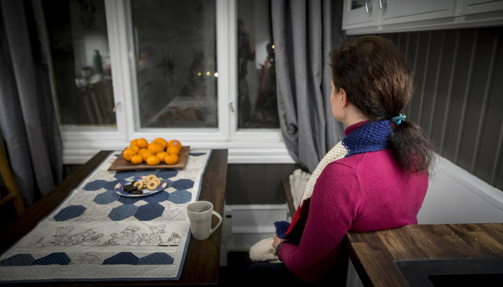 MENER SEG FORFULGT: Den tiltalte 47-åringen mener politiet og påtalemakten har konstruert straffesaken mot henne. Foto: John T. Pedersen / Dagbladet