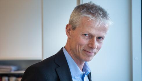 JAKTER: Skattedirektør Hans Christian Holte sier det er bedre å melde seg frivillig enn å bli funnet av skatteetaten. Foto: Øistein Norum Monsen/Dagbladet.