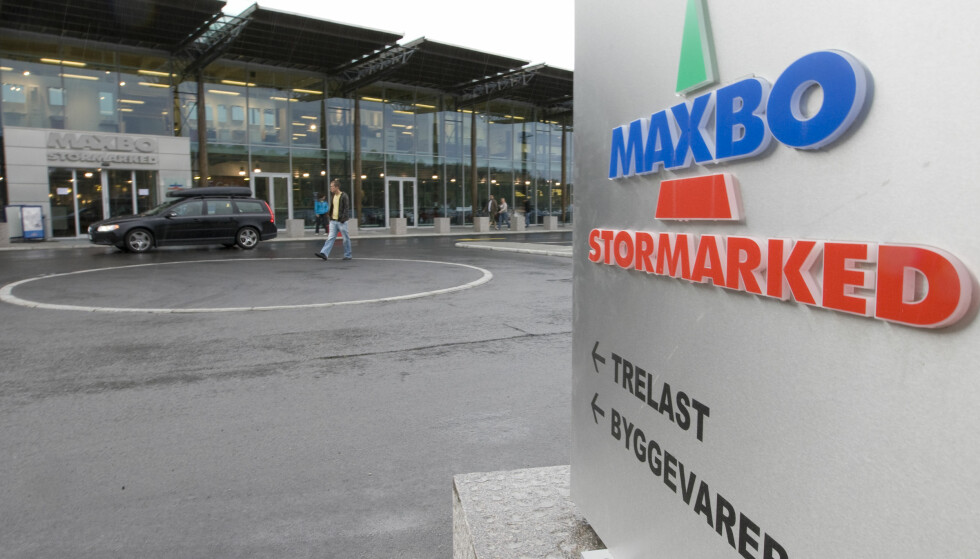 SYKKELPARKERING: Maxbo på Storo i Oslo blir pålagt å anlegge 88 parkeringsplasser for sykkel. Foto Bjørn Sigurdsøn / SCANPIX