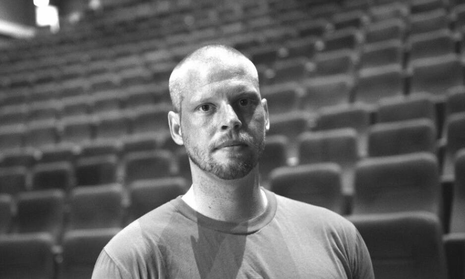 FÅR KRITIKK: Rødt Skien og Porsgrunn retter sterk kritikk mot foredraget til Joshua French. Foto: Attiko