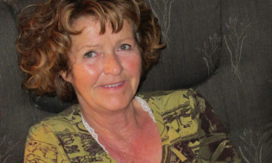 OVERVÅKET FRA SKYENE: Om Anne-Elisabeth Hagen hadde mobilen på seg da hun ble antatt bortført, kan politiet spore hvor den har vært fram til den går tom for strøm, forteller dekningsdirektør i Telenor til Dagbladet. Foto: Politiet