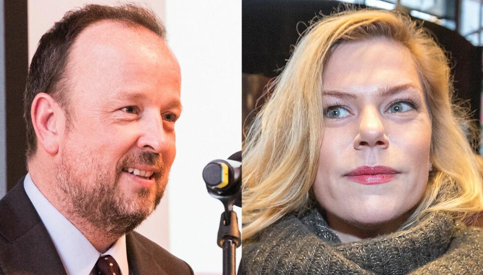 FORHOLD: VG har gjennomgått Frithjof Jacobsens kommentarer etter at det ble kjent at han har en «nær relasjon» til Ap-topp Jette Christensen. Foto: NTB scanpix