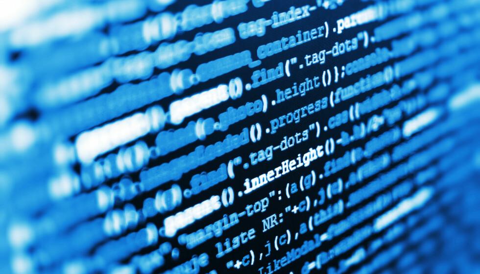 MASSIV LEKKASJE: Sikkerhetsekspert Troy Hunt advarer mot en gigantisk lekkasje av e-postadresser og tilhørende passord. FOTO: Shutterstock / NTB Scanpix