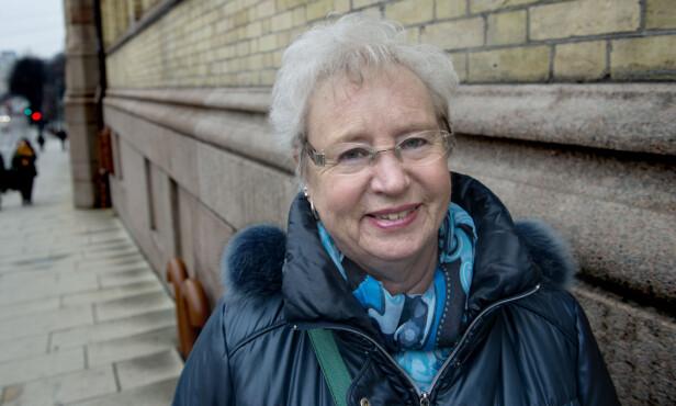 AP-VETERAN: Grethe Irvoll kjempet for retten til selvbestemt abort, og fikk gjennomslag i Arbeiderpartiet i 1969. Nå er hun skremt. Foto: Mimsy Møller / Samfoto / NTB Scanpix